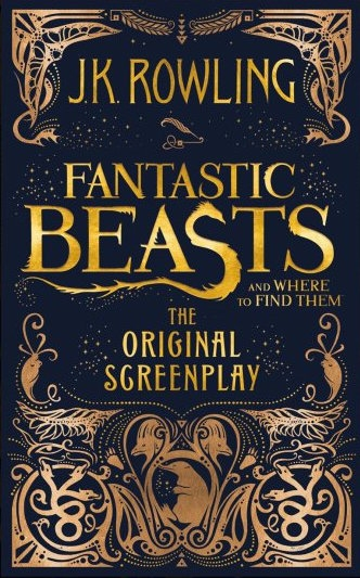 Couverture Fantastic Beasts and Where to Find Them : The Original Screenplay