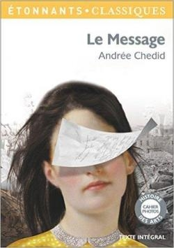 Couverture Le message