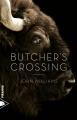 Couverture Butcher's crossing Editions PIranha 2016