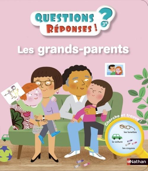 Couverture Les grands-parents