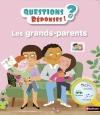 Couverture Les grands-parents Editions Nathan (Questions / réponses) 2016