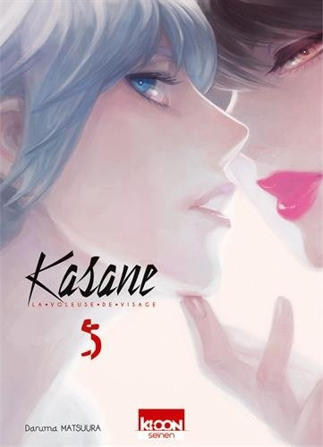 Couverture Kasane : La voleuse de visage, tome 5