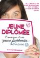 Couverture Jeune diplômée : Chroniques d'une jeune chômeuse Editions 404 2016
