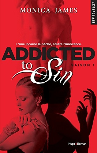Couverture Addicted to sin, tome 1