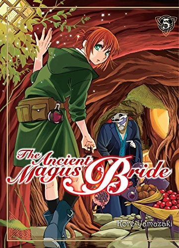 Couverture The Ancient Magus Bride, tome 5