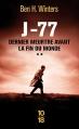 Couverture Dernier meurtre avant la fin du monde, tome 2 : J-77 Editions 10/18 2016