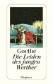 Couverture Les souffrances du jeune Werther Editions Diogenes 1986