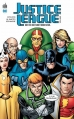 Couverture Justice league international, tome 1 Editions Urban Comics (DC Essentiels) 2016