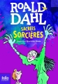 Couverture Sacrées sorcières Editions Folio  (Junior) 2016