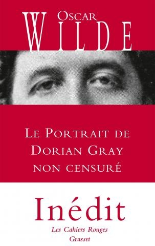 Couverture Le portrait de Dorian Gray, non censuré