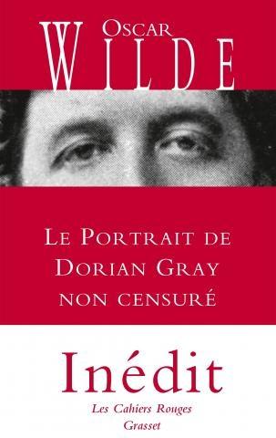 Couverture Le portrait de Dorian Gray, non censuré