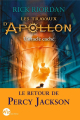 Couverture Les travaux d'Apollon, tome 1 : L'oracle caché Editions Albin Michel (Jeunesse - Wiz) 2016