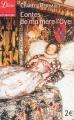 Couverture Contes de ma mère l'Oye Editions Librio (Littérature) 2015