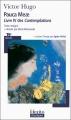 Couverture Pauca Meae Editions Folio  (Plus classiques) 2006