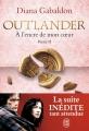 Couverture Outlander (10 tomes), tome 10 : A l'encre de mon coeur, partie 2 Editions J'ai Lu 2016