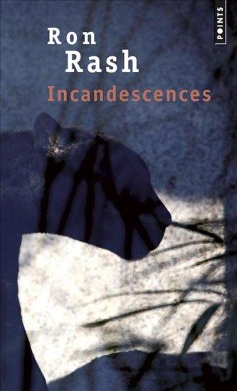 Couverture Incandescences