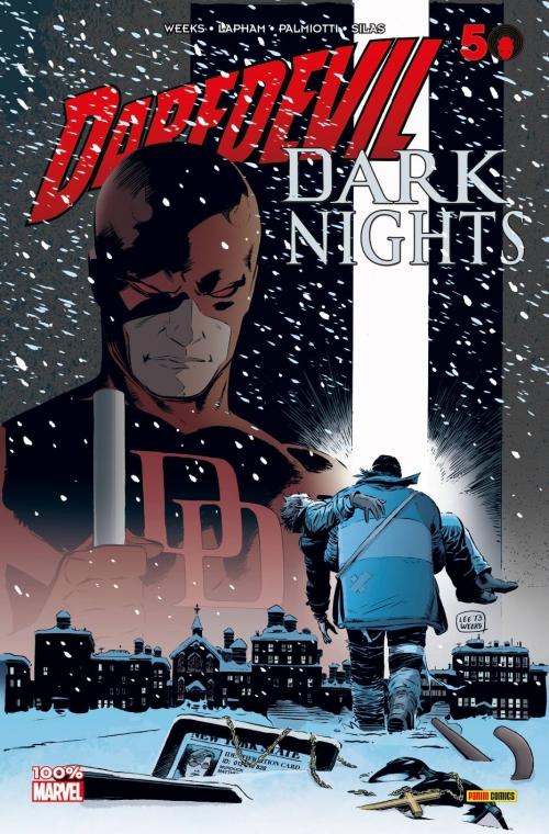 Couverture Daredevil : Dark Nights