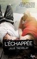 Couverture L'échappée Editions JC Lattès (&moi) 2016