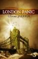 Couverture London Panic Editions du 38 2016