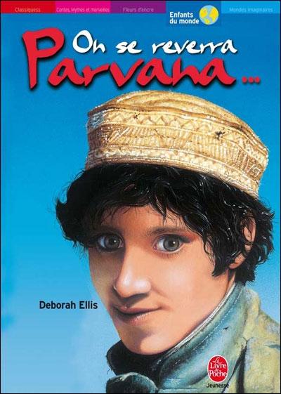 Couverture On se reverra Parvana...