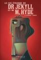 Couverture Le cas étrange de Dr Jekyll et de Mr Hyde Editions Marmaille & compagnie 2016