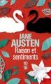 Couverture Raison et sentiments / Le coeur et la raison Editions 10/18 2016