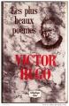 Couverture Les plus beaux poèmes de Victor Hugo Editions JC Lattès (Bibliothèque Lattès) 1987