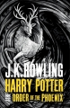 Couverture Harry Potter, tome 5 : Harry Potter et l'ordre du phénix Editions Bloomsbury (Adult Edition) 2015