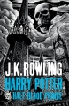 Couverture Harry Potter, tome 6 : Harry Potter et le prince de sang-mêlé Editions Bloomsbury (Adult Edition) 2015