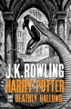 Couverture Harry Potter, tome 7 : Harry Potter et les reliques de la mort Editions Bloomsbury (Adult Edition) 2015