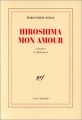 Couverture Hiroshima mon amour Editions Gallimard  (Blanche) 2006