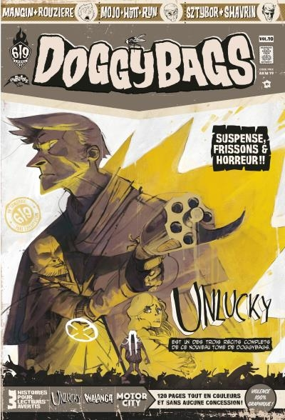 Couverture DoggyBags, tome 10