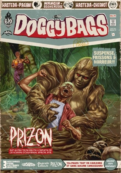 Couverture DoggyBags, tome 11