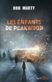 Couverture Les enfants de Peakwood Editions Scrineo 2015