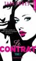 Couverture Le contrat, tome 1 Editions Hugo & cie (New romance) 2016