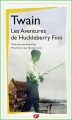 Couverture Les aventures d'Huckleberry Finn / Les aventures de Huckleberry Finn Editions Flammarion (GF) 2014
