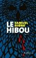 Couverture Le hibou Editions JC Lattès 2016