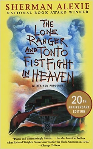 Couverture The Lone Ranger and Tonto Fistfight in Heaven