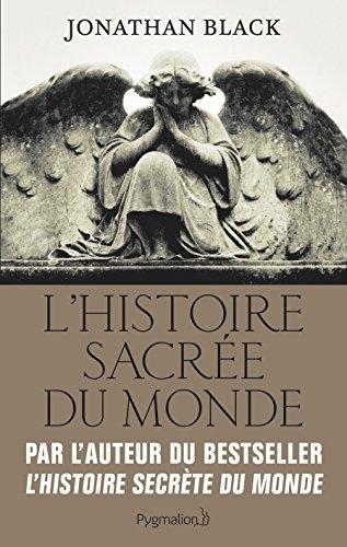 Couverture L'histoire sacrée du monde