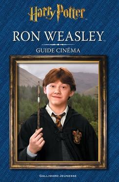 Couverture Ron Weasley : Guide cinéma