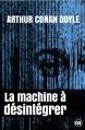 Couverture La machine à désintégrer Editions du 38 (Les classiques du 38) 2016