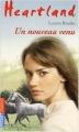 Couverture Heartland, tome 23 : Un nouveau venu Editions Pocket (Jeunesse) 2005