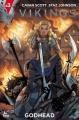 Couverture Vikings, tome 1 : Au nom des dieux Editions Titan Books 2016