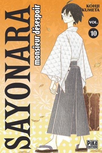 Couverture Sayonara Monsieur Désespoir, tome 10