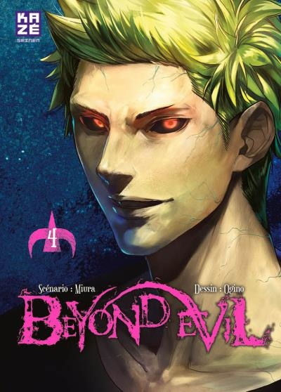 Couverture Beyond Evil, tome 4