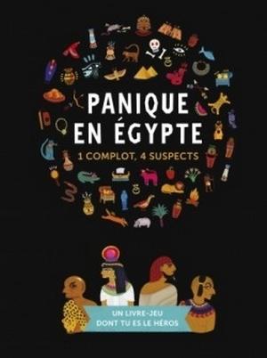 Couverture Panique en Egypte