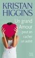 Couverture Un grand amour peut en cacher un autre Editions HarperCollins (Poche) 2016