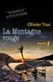 Couverture La montagne rouge Editions Métailié 2016