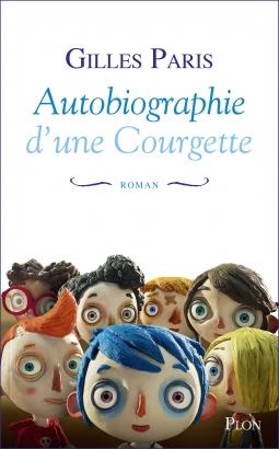 Couverture Autobiographie d'une courgette