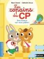 Couverture Les copains du CP, tome 5 : Des bisous sur mon plâtre Editions Nathan (Premières lectures) 2016